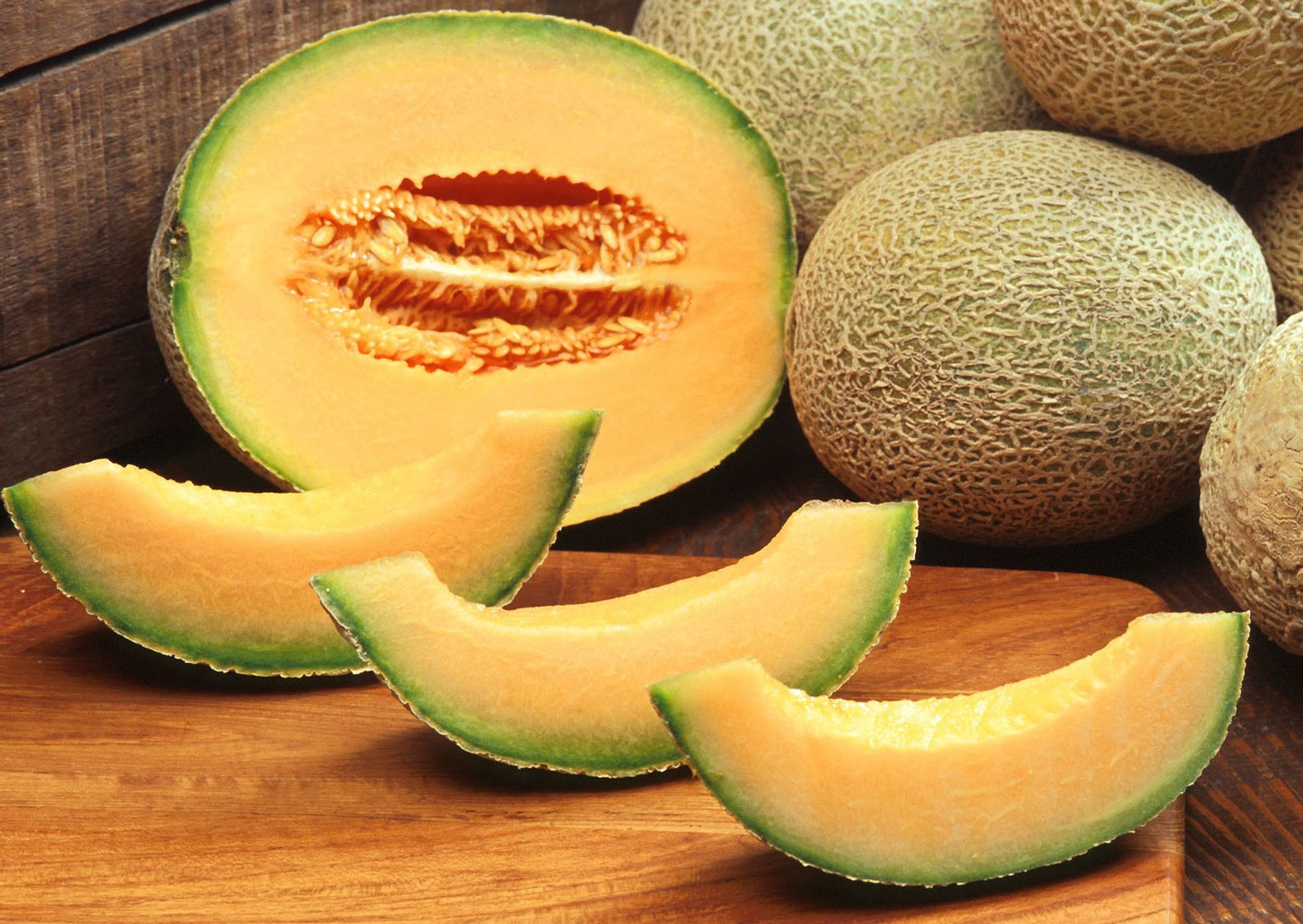 melon fruit health benefits