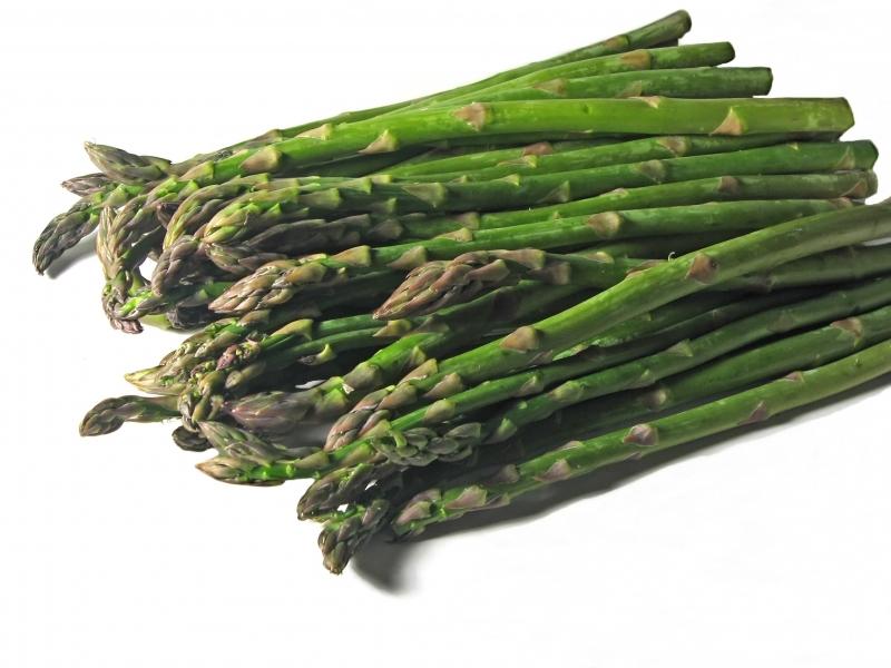 organic asparagus benefits